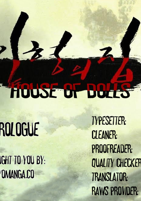 House of Dolls Ch.0-8