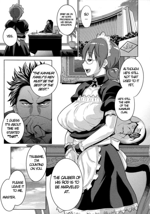 Maid x4 Chapter 3