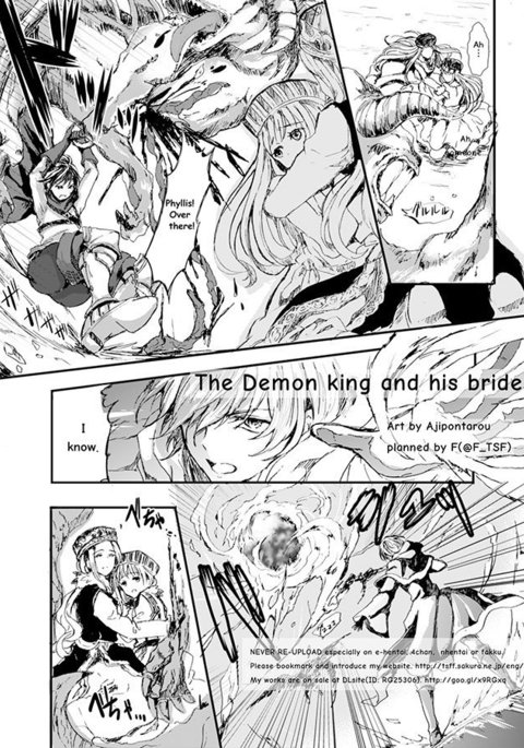 Demon King and his Bride